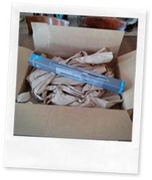 Amazon packaging - DaveTavres.com