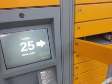 Amazon Locker - DaveTavres.com