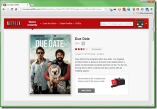 Netflix bait-and-switch? DVDs - DaveTavres.com