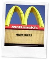 McDonald's hashtag - DaveTavres.com