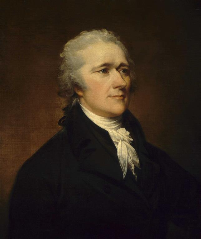 Alexander Hamilton | Tavres.com