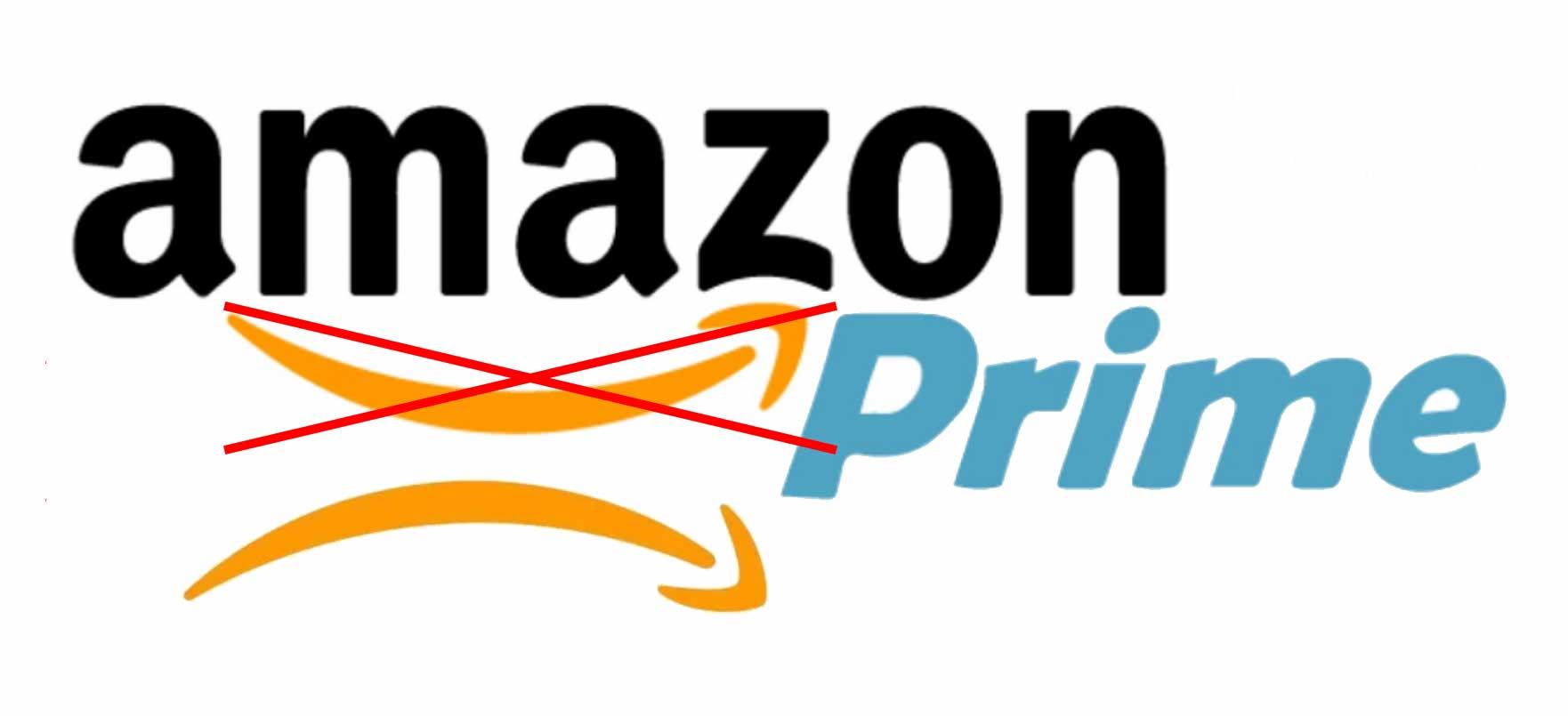 Amazon Prime Fail | Tavres.com