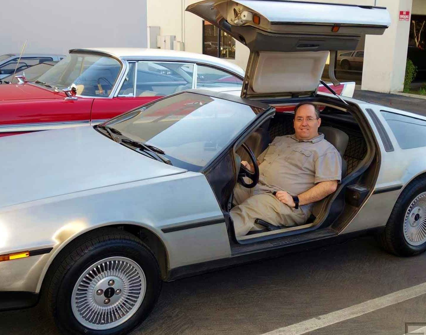 "Quora: ""What is it like to own and drive a DeLorean?"""