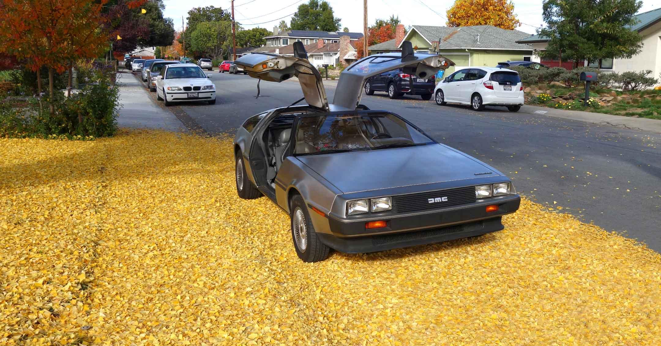 DeLorean - DMC #10515 | DaveTavres.com