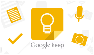 Google Keep | DaveTavres.com