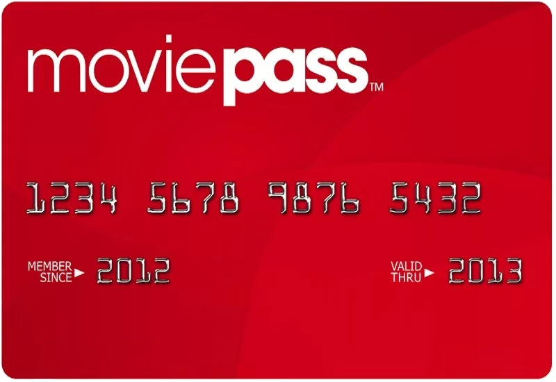MoviePass – Better Than a Gym Membership