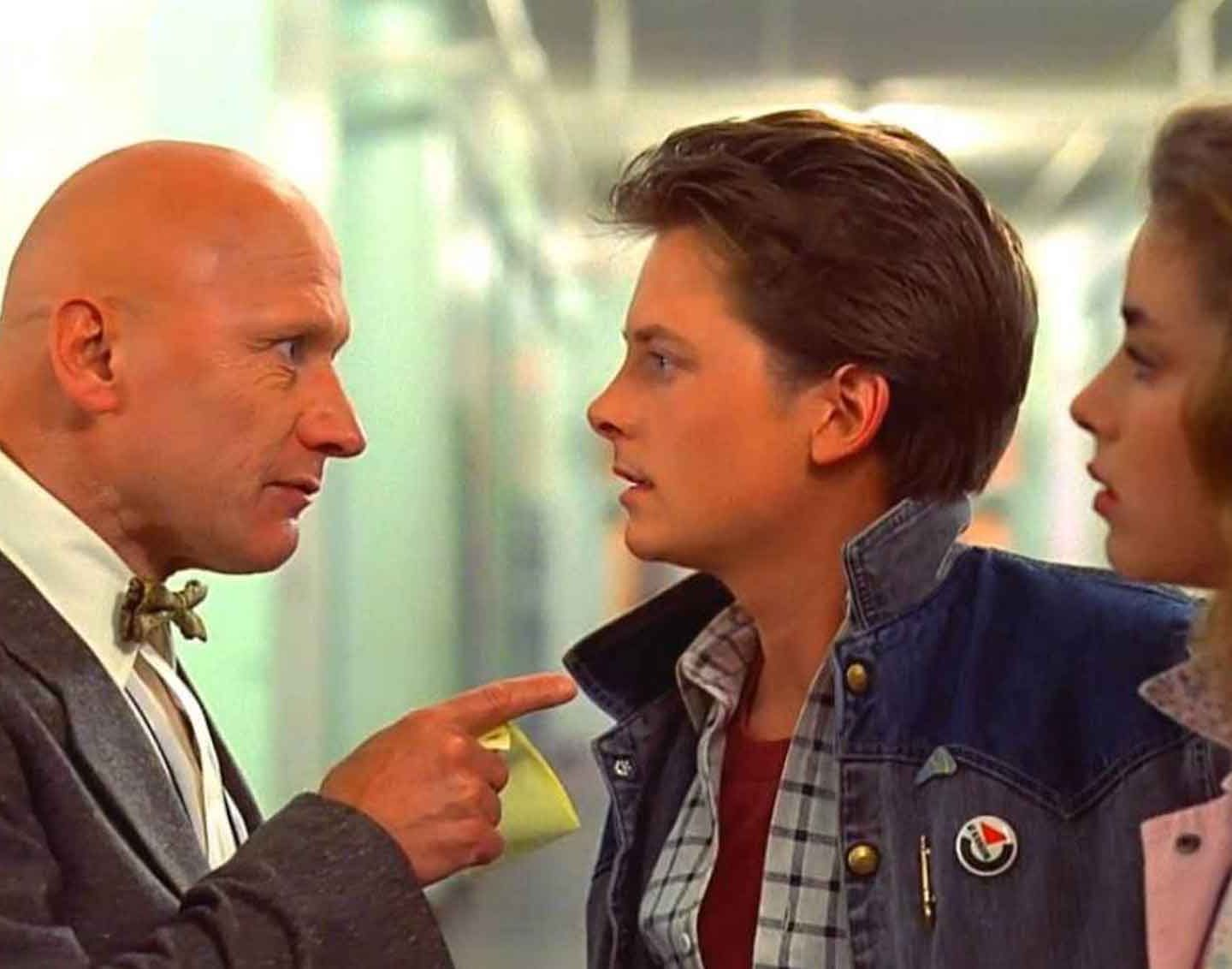 """Quora: """"How did Marty Mcfly meet Doc?"""""""