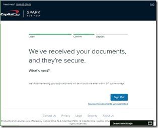 Review: Capital One's Spark Business Banking | DaveTavres.com
