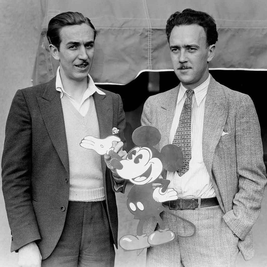 "Quora: ""Did Walt Disney take advantage of Ub Iwerks?"""