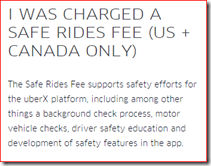 "Uber's ""Safe Rides"" fee is ridiculous"