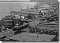 Seattle's Railroad Ave. (Alaskan Way) around 1903 - DaveTavres.com